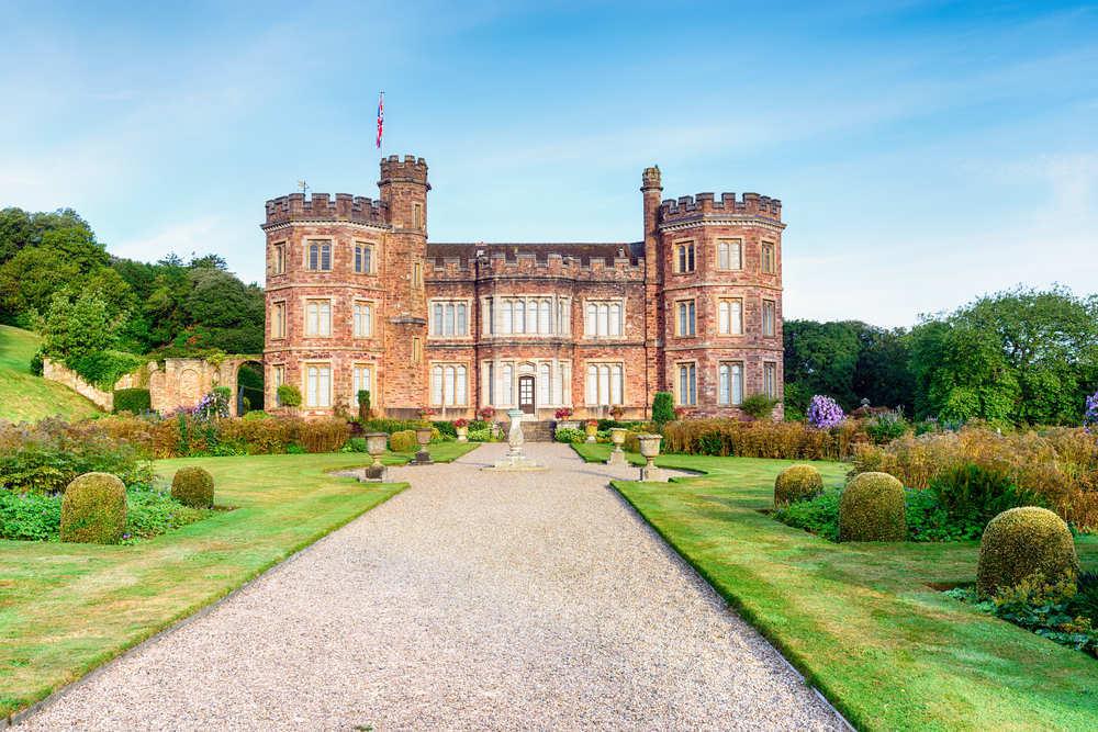 Las mansiones más lujosas de los famosos