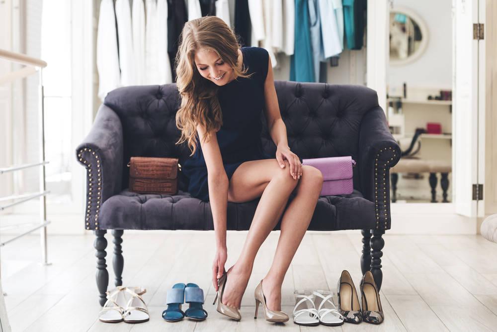 Los zapatos, una obsesión para los famosos