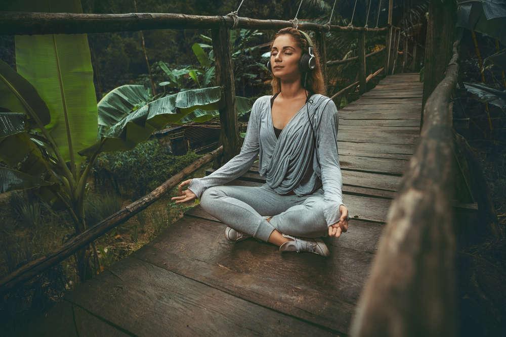La música nos ayuda a relajar nuestro interior